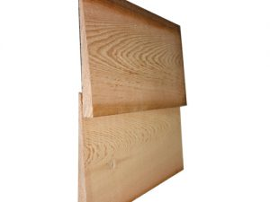 Red Cedar - Bevel Sidding